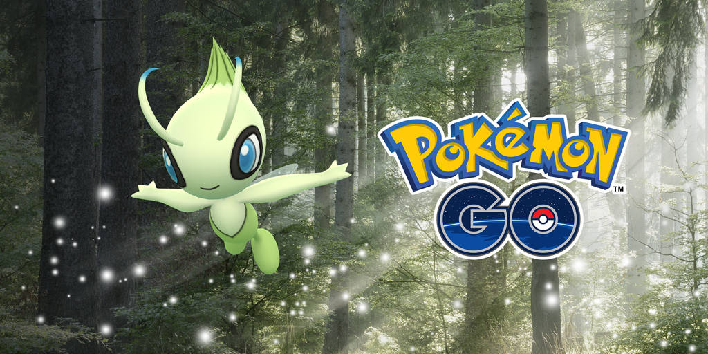 Celebi Pokemon Go Research Tasks